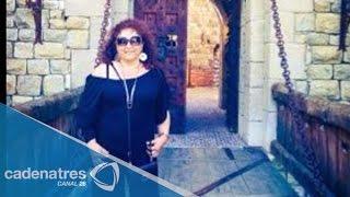 Amanda Miguel visita los viñedos de Napa Valley, California / Lo mejor de las redes sociales