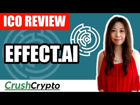 ICO Review: Effect.AI (EFX) - Decentralized Network for Artificial Intelligence
