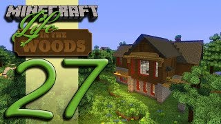 Minecraft Life In The Woods - EP27 - Gone Fishin