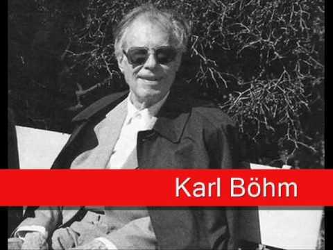 Karl Böhm: Mozart - Eine kleine Nachtmusik, 'Romanze Andante' K. 525