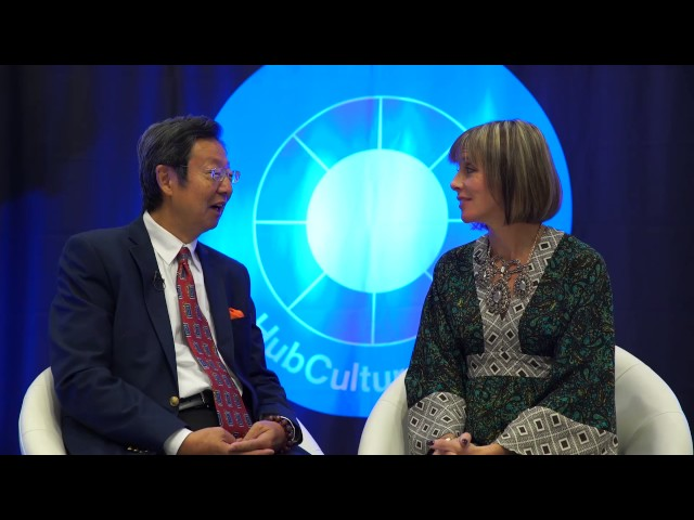 GetGlobal 2016 Hub Culture Interview w/ Robert Sun, President, American-Chinese CEO Society