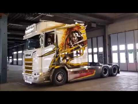 2019 (Special Edition) Scania S-500 XXL V8 (Longline) Larödákeri Transporte Next Generation