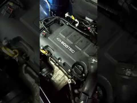 2013 Chevy Cruze Engine Removal With Transmission Part 1