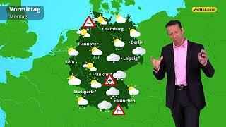 Wetter heute: Die aktuelle Vorhersage (11.02.2019)