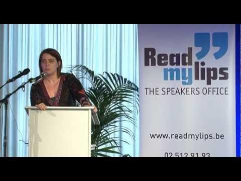 Mediadebat De Naakte Journalist - Liesbeth Van Impe - Boekenbeurs 2012
