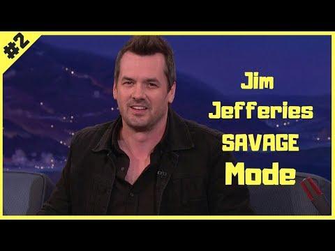 Jim Jefferies Savage Interview Moments part 2