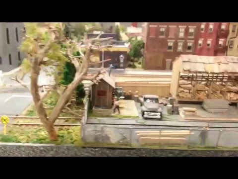 HO Train Layout for Sale