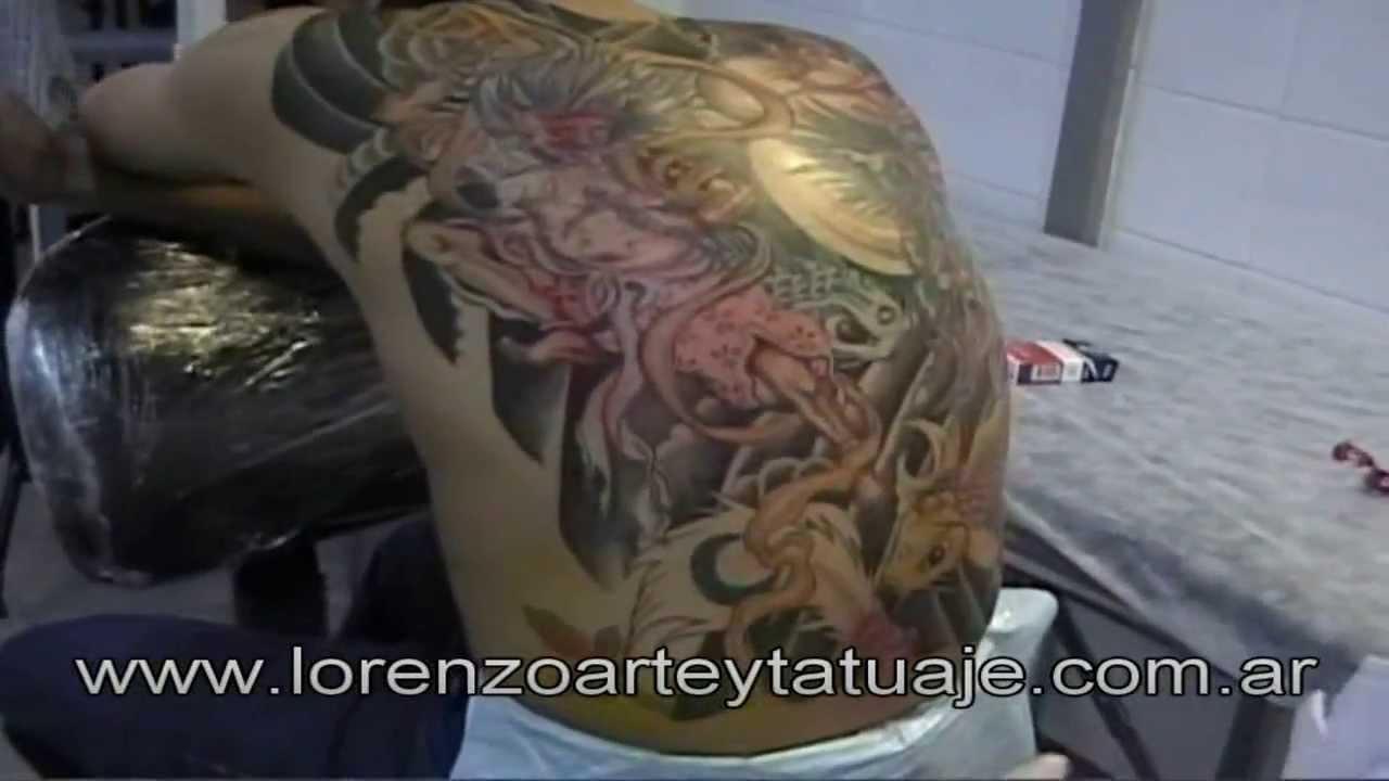 Arte Y Tatuaje Tatuaje Estilo Oriental Y Arcángel Miguel