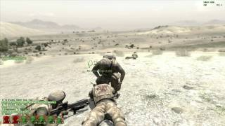Arma 2 Combined Operations British Army IED and Terror hunt part 1