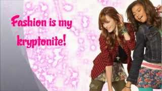 Bella Thorne & Zendaya - Fashion Is My Kryptonite (Lyric Video)