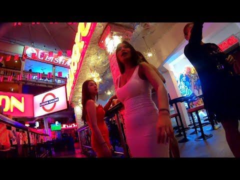 VLOG 12 PART 1 DAY & NIGHT, SOI 4 & NANA PLAZA NIGHTLIFE 2019, BANGKOK THAILAND