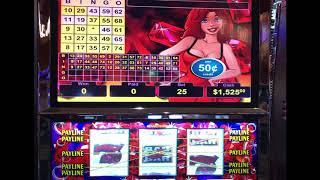 "VGT Slots ""Hot Red Ruby 2"" $25 Mr. Money Bags. Choctaw Casino, Durant, OK JB Elah Slot Channel"