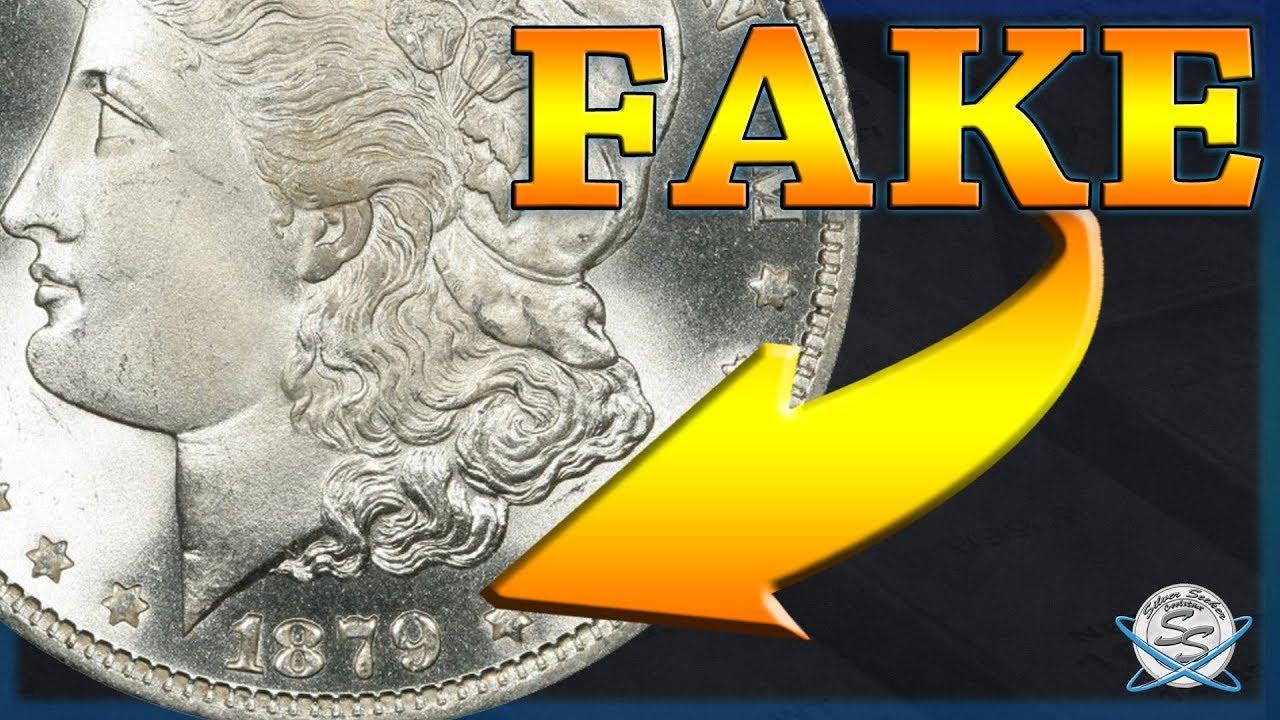 Fake 1879-CC Silver Dollar? eBay