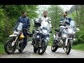 Africa Twin Vs. Bmw F850gsa Vs. Moto Guzzi V85 Tt   Special Review