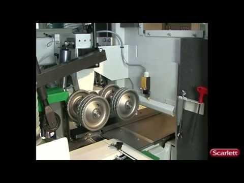 Weinig Powermat 700 Moulder