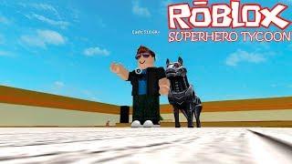 QDB-Roblox Superhero Tycoon-I am iron man! (GAMEPLAY EN)