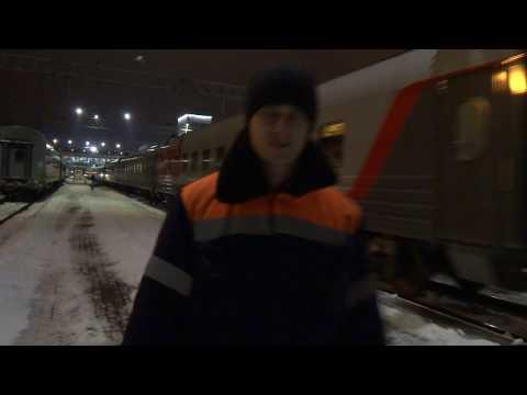 НЕЛЬЗЯ СНИМАТЬ! ЭП1М-711 с поездом №44 Санкт-Петербург — Новороссийск.