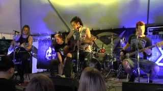 Like A Storm - Interstate Love Song - cover - acoustic - LIVE - Private Show NC - 7-7-13