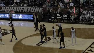 St.  Bonaventure vs Buffalo December 8, 2018