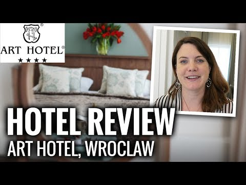 HOTEL REVIEW: Art Hotel Wroclaw, Poland