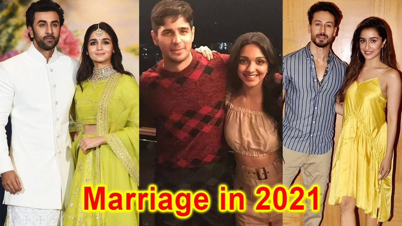 Download Bollywood Couples Getting Married in 2021 | Alia Bhatt and Ranbir Kapoor | Katrina Kaif and Vicky