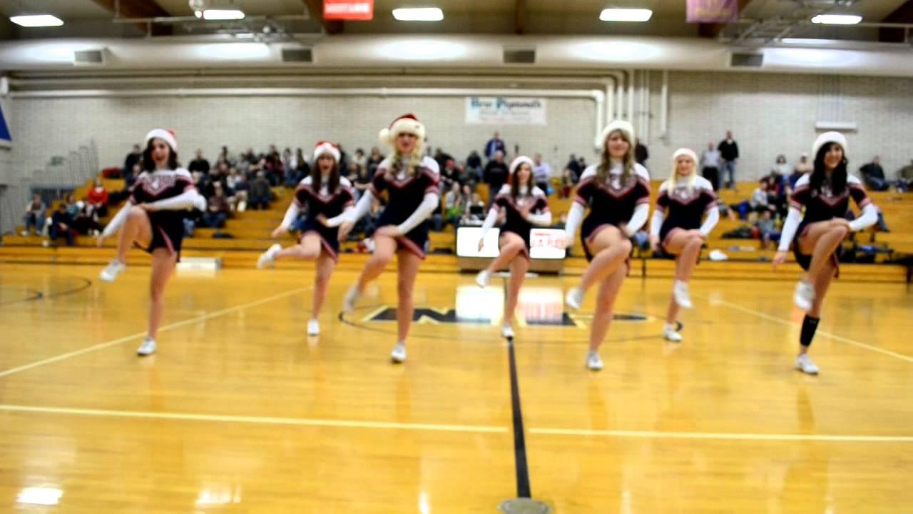 New Plymouth High School Pilgrims Varsity Cheerleaders ...