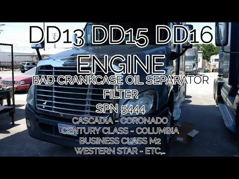 how to find fault codes on 2103 cascadia dd13
