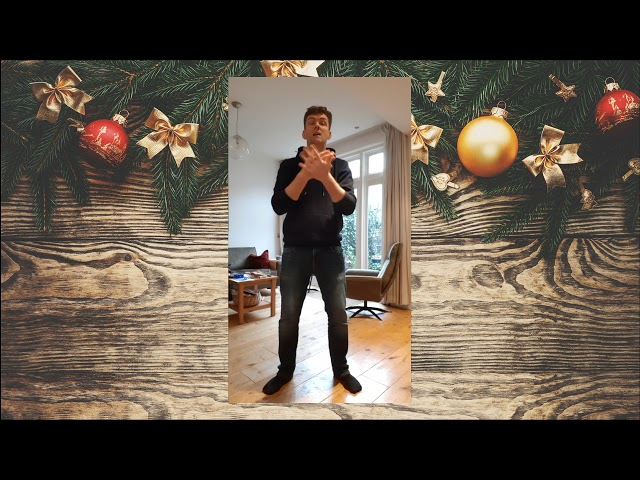 Jingle bells: Body rhythm
