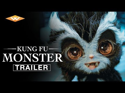 KUNG FU MONSTER (2019) Official Trailer | Chinese Action Fantasy