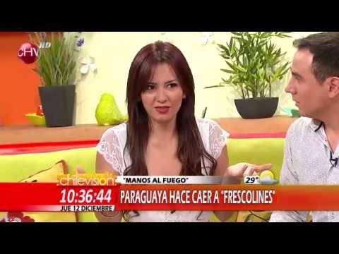La estupenda Patricia Aguirre de Manos al Fuego thumbnail