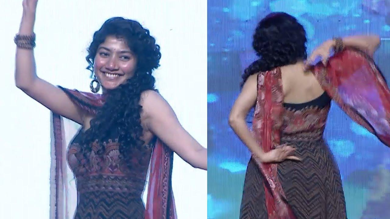 Download Sai Pallavi Dance Performence @ LoveStory Unplugged Event   TFPC