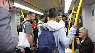 Anti-abortion preaching triggers fierce backlash on train in Sydney, NSW, Australia thumbnail