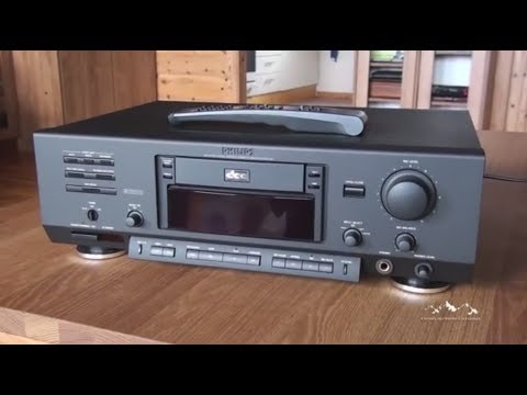 Philips DCC900 Digital Cassette Deck