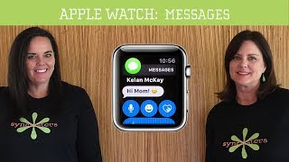 Apple Watch - Messages