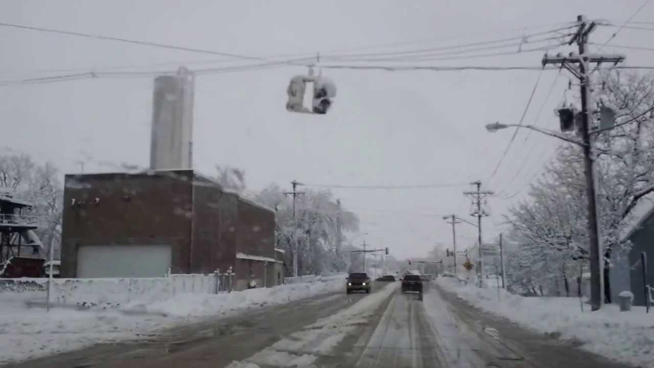 snowy minneapolis engagement   lauren & evan - Kate Botwinski ...
