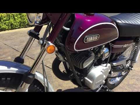 1971 Yamaha 90 Enduro HT1-B