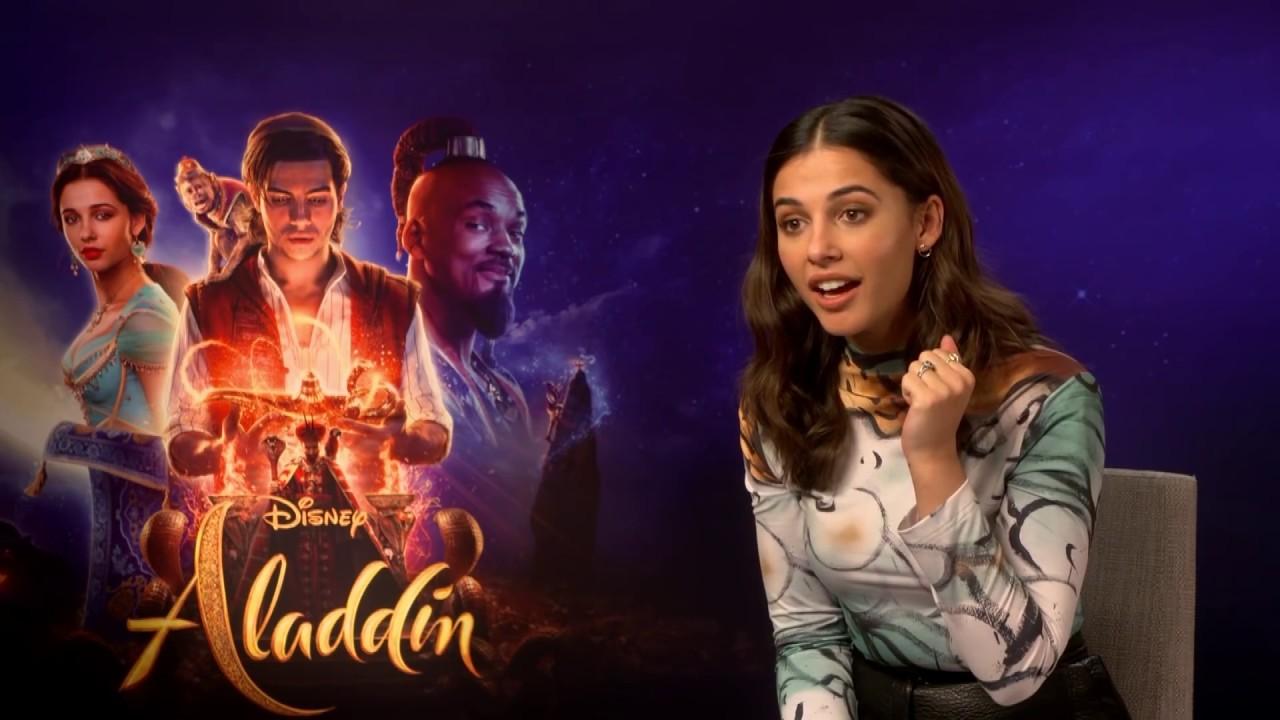 Aladdin: Naomi Scott drops surprise bombshell about