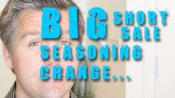 Short Sale Seasoning Requirements are Changing in August 2014