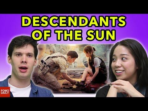 Descendants of the Sun Trailer • Fomo Daily Reacts