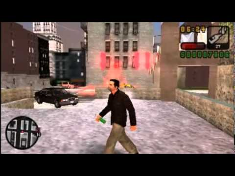 gta liberty city stories 14 no son of mine youtube. Black Bedroom Furniture Sets. Home Design Ideas