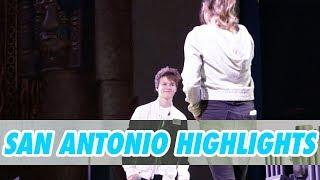 Left Me Hangin' Tour - San Antonio Highlights
