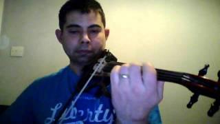 Hallelujah - Alexandra Burke (Electric Violin)