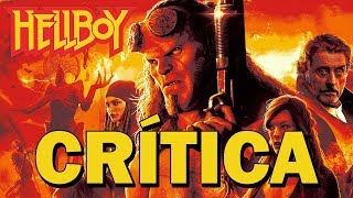 Hellboy (2019) - CRÍTICA - REVIEW - OPINIÓN - Neil Marshall - David Harbour - Mila Jovovich