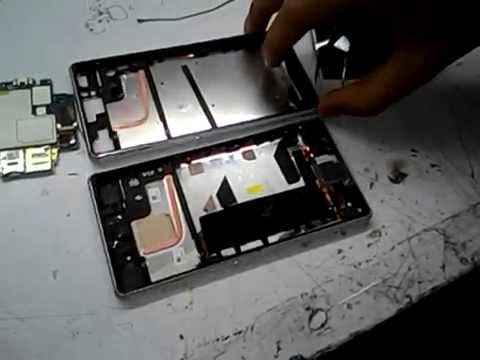 SONY Xperia Z3 single SIM no signal after screen replacement