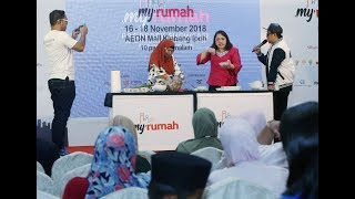 MyRumah Property Showcase achieves bookings for homes worth RM10 million