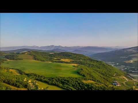 Аварские села в горах Шароя (Харуб) и Чеберлоя (Чарбиль)