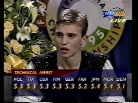 Vassily Eremenko UKR - 1995 World Championships LP