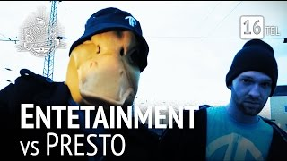 EnteTainment vs. Presto RR | VBT 2015 16tel-Finale