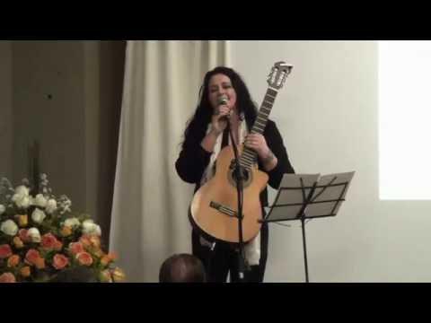 """Palestra Musical: """"O Perdão e o Patos"""" com Elizabete Lacerda - 8ºEncontro Chico Xavier de Guaxupé"""