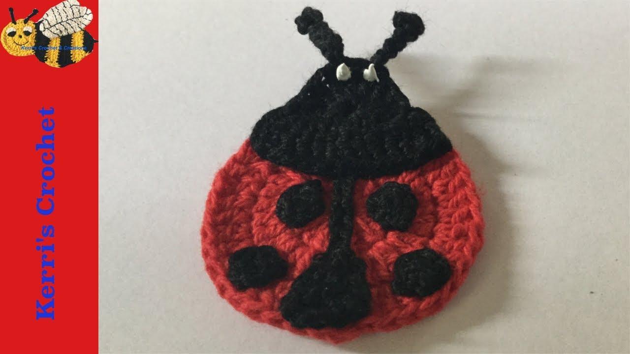 Amigurumi Ladybug Pattern   Tiere häkeln, Handarbeit und Häkeln ideen   720x1280